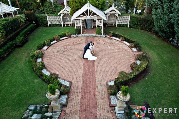 Karen and David Wedding Montage 27