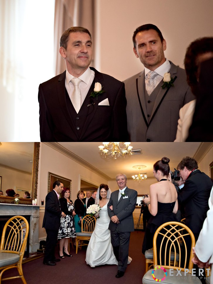 Karen and David Wedding Montage 9