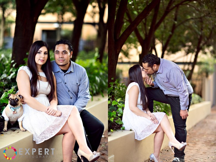 Mona and Tano pre-wedding montage 14