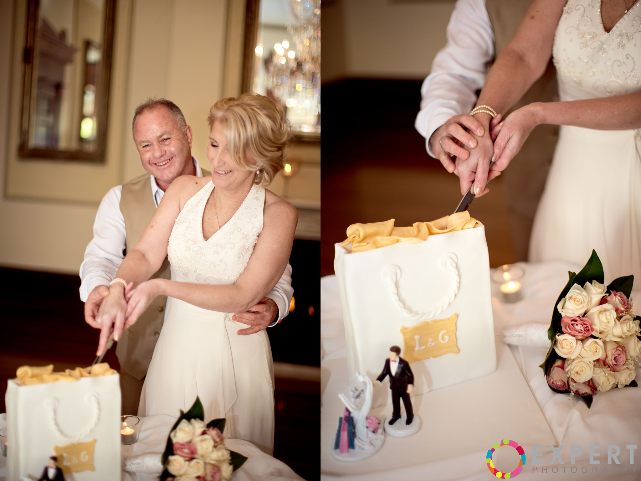 leanne and gary wedding
